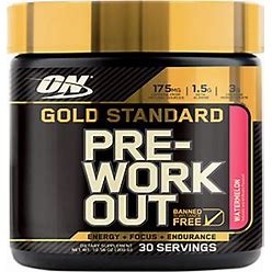 Optimum Nutrition Gold Standard Pre Workout - Protein & Fitness - Performance Supplements