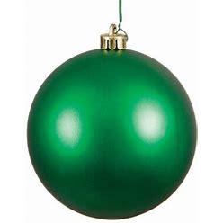Wayfair Basics® Ball Ornament In Green   Size 2.75 H X 2.75 W X 2.75 D In   B001132398_918193086_918507567