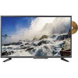 Sceptre 32 Inch Class 720p HD LED TV With Built-in DVD Player E325bd-sr Size: 32 Inch, Black