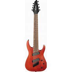 Jackson X Dinky DKAF8MS Multi-Scale Electric Guitar, 8-String
