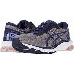 ASICS GT-1000 9 Women's Running Shoes Watershed Rose/Peacoat : 5 D - Wide