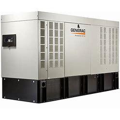 Generac Diesel Automatic Standby Generator, 120V AC/240V AC Model: RD02025ADAE