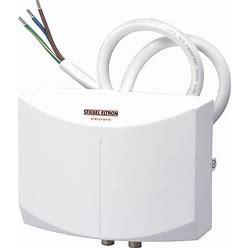 Stiebel Eltron 240V Undersink Electric Tankless Water Heater, 5,700 W Watts, 23.8 A Amps - Water Heaters Model: Mini-E 6-2