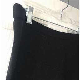 Liz Claiborne Skirts | Tall: Stretchy Pencil Skirt | Color: Black | Size: Xl