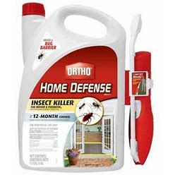 Ortho Home Defense Insect Killer For Indoor & Perimeter2 (With Comfort Wand Bonus Size), 1.1 Gal., 0220910