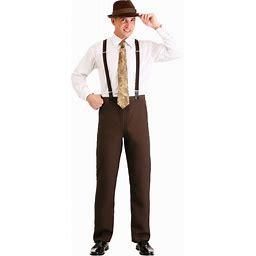 Men's Plus Clyde Costume