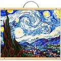 Van Gogh Starry Night Paint-By-Number Kit By Artist's Loft™ Necessities™ | Michaels®
