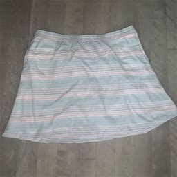 Columbia Skirts | Pink And Blue Fishing Skirt! | Color: Blue/Pink |...