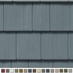 Cedar Impressions Double 7 Inch Straight Edge Perfection Shingles S...