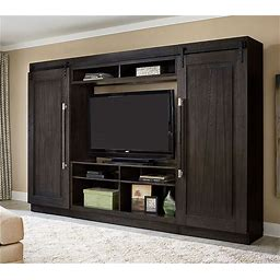 Abbey Entertainment Wall By Liberty Furniture