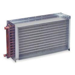 Spacepak Hot Water Coil, 4 Row, 120K Btuh Capacity @ 5 Gph/200F Model: AC-WPAK-120