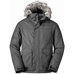 Eddie Bauer Men's Superior 2.0 Down Jacket, Size: Small, Black
