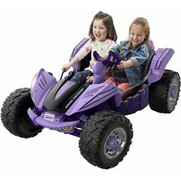 Power Wheels Dune Racer Extreme, Purple Ride-On Vehicle