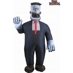 Hotel Transylvania Inflatable Adult Frank Costume