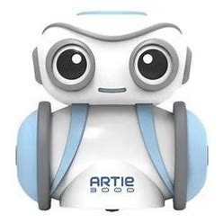 Educational Insights Artie 3000 The Coding Robot - Skill Learning: STEAM, STEM, Creativity, Robot, Imagination - 7-12 Year - EII1125
