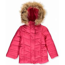 Weatherproof Baby Girls' Insulated Jacket - Red, 12 Months, Infant Girl's