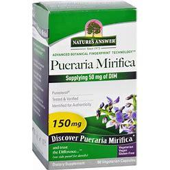 Nature's Answer Pueraria Mirifica Estro Balance - 60 Vegetarian Capsules