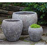 Bernache Planter, Medium - Outdoor - Planters - Pottery Barn