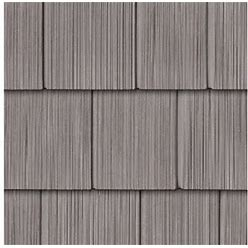 The Foundry 7 Inch Vinyl Weathered Perfection Shingle (1 Square) 82...