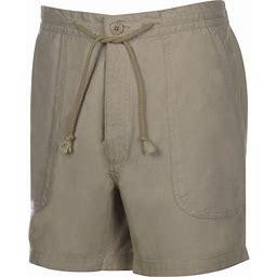 Weekenders Weekender Men's Original Deck Shorts, Sand, 42, Beige