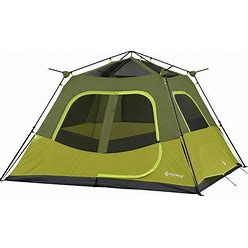 Outdoor Products 6-Person Instant Cabin Tent With Extended Eave | Camping World