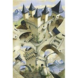 Castle Of Illusion Poster 24x36