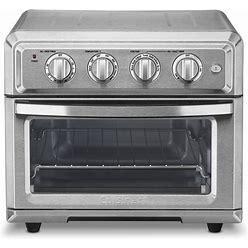 Cuisinart Airfryer Toaster Oven - Stainless Steel - TOA-60