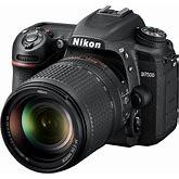 Nikon D7500 DSLR With 18-140Mm VR Lens
