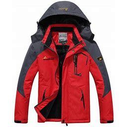 Mountain Waterproof Ski Jacket Windproof Jacket Snowboard Jacket Winter Warm Jacket For Men Women, Women's, Size: Medium, Men Stylee