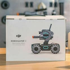 DJI Robomaster S1 Educational Robot STEM Toy - USA Warranty - Authorized Dealer