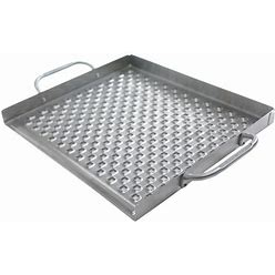 Broil King Imperial Flat Stainless Steel Grill Topper