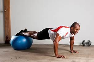 Balance trainer balls