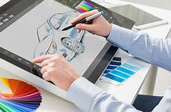 Digital drawing pads
