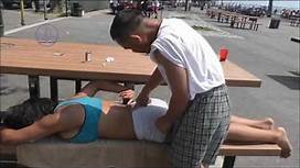 Mr Luodong Spiritual healing woman body massage ASMR