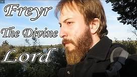 The Divine Lord Freyr