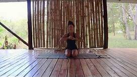 Sacred Paths Yoga - Elemental Flow Yoga Class #1 - Free One Hour Yoga Class