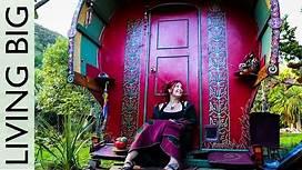 Life in a Magical Gypsy Vardo Style Caravan