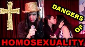 The Dangers of Homosexuality!