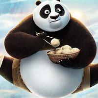 人和熊猫 Wallpapers