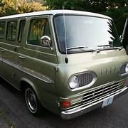 1960 Ford Econoline Size