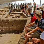 Archaeological Digs in Israel Volunteers