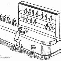 Bar Drawing