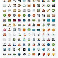 Bar Icons