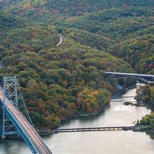 Bear Mountain Foot Bridge
