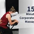 Chair Massage Routine