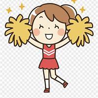Cheerleader Icons