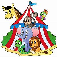 Circus Cliparts
