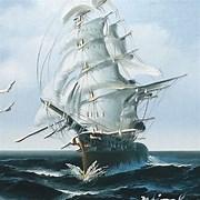 Clipper Ship Art
