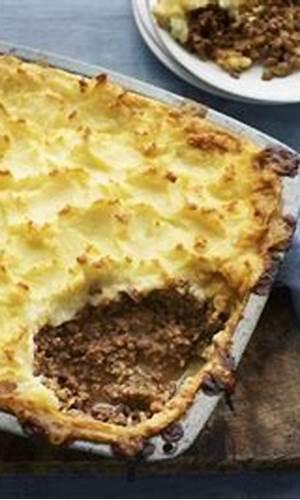 Cottage Pie Recipe Bbc
