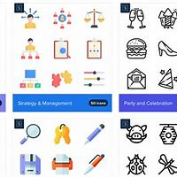 Flaticon Icons